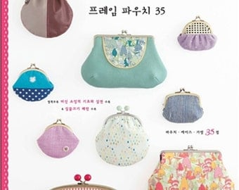 35 Making Pouches -  Craft Book