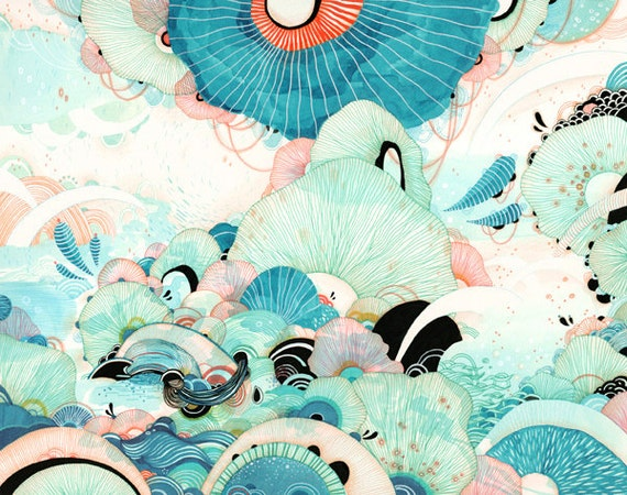 Giclee Fine Art Print - Season - Print