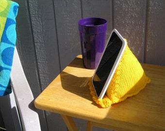 Tablet Buddy Knitting Pattern