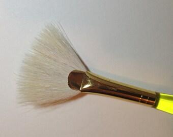Gare Colorstix Fan-Brush Paint brush - artist paint brush - Size 6
