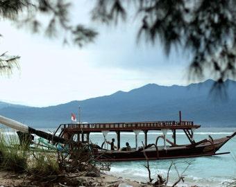 Gili Trawangen Morning Boat