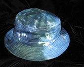 Youth Small Oceans Blue Tye Dye Gilligans Island Bucket Hat