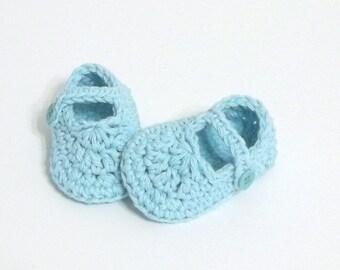 Sunburst Mary Jane Pattern- Infant- Newborn - 9 Months - Download