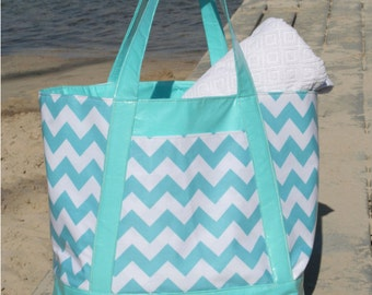Sewing Pattern-- Summer Fun Tote by April Cobb Designs