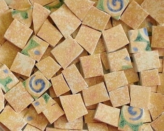 Mosaic Tiles--Archaeology- 100 Tiles