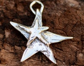 Artisan Reach for the Stars Sterling Silver Charm