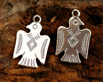 ONE Thunderbird Charm in Sterling Silver, CH-32