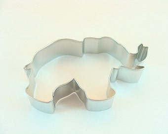 Elephant 5 Inch  Cookie Cutter
