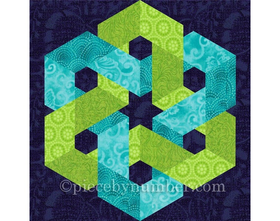 hexagon quilt pattern instructions