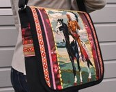 Dutch sisters bag with indian,