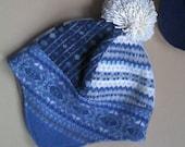 Reserved For Jennifer Blue Hat