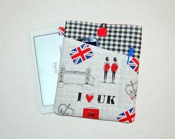 I Love UK - MacBook Pro 13 / iPad / Microsoft Surface Padded Sleeve Cover
