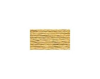 DMC 422 Light Hazelnut Brown Perle Cotton Thread Size 8