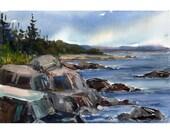 Original Watercolor 88 - by Jean Hutter