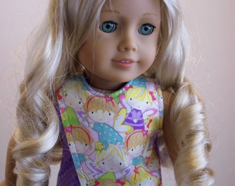 Fairy Top and Short Set-18 Inch Doll