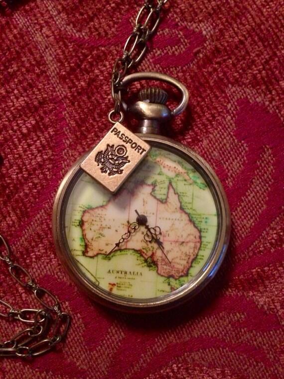 pocket necklace of australia
