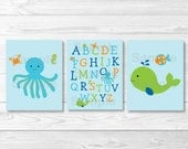 Cute Under the Sea Nurser...