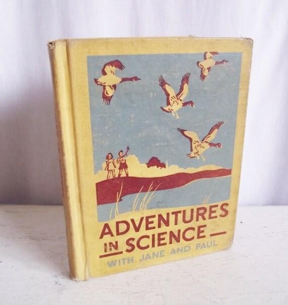 Vintage Science Books 15