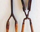Antique Hair Crimper Curler
