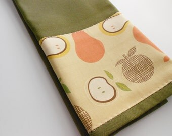 Apple & Pear Kitchen Towel