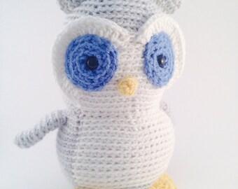 Amigurumi owl / kids toys