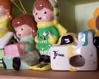 sweet and adorable joan figurine ornaments