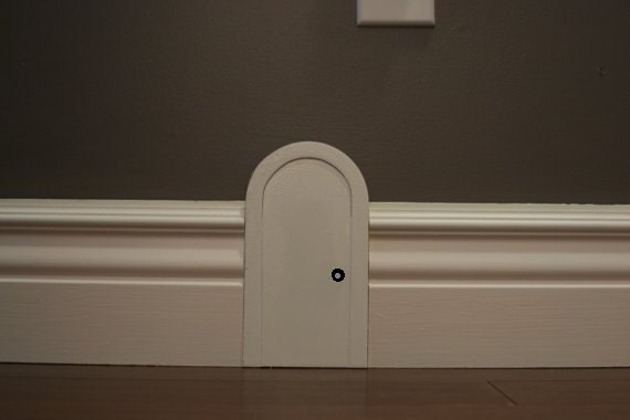 Mouse Door For Interior Decor