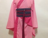Lola Collection Mulan Kimono Dress Childrens