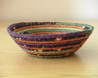 Halloween Coiled Bowl (HCBB)