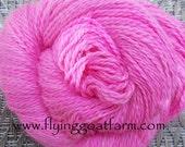 Go Pink in Zephyrette Yarn