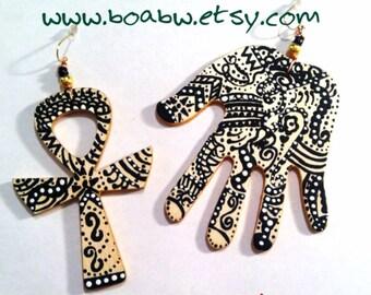 Henna Life Earrings