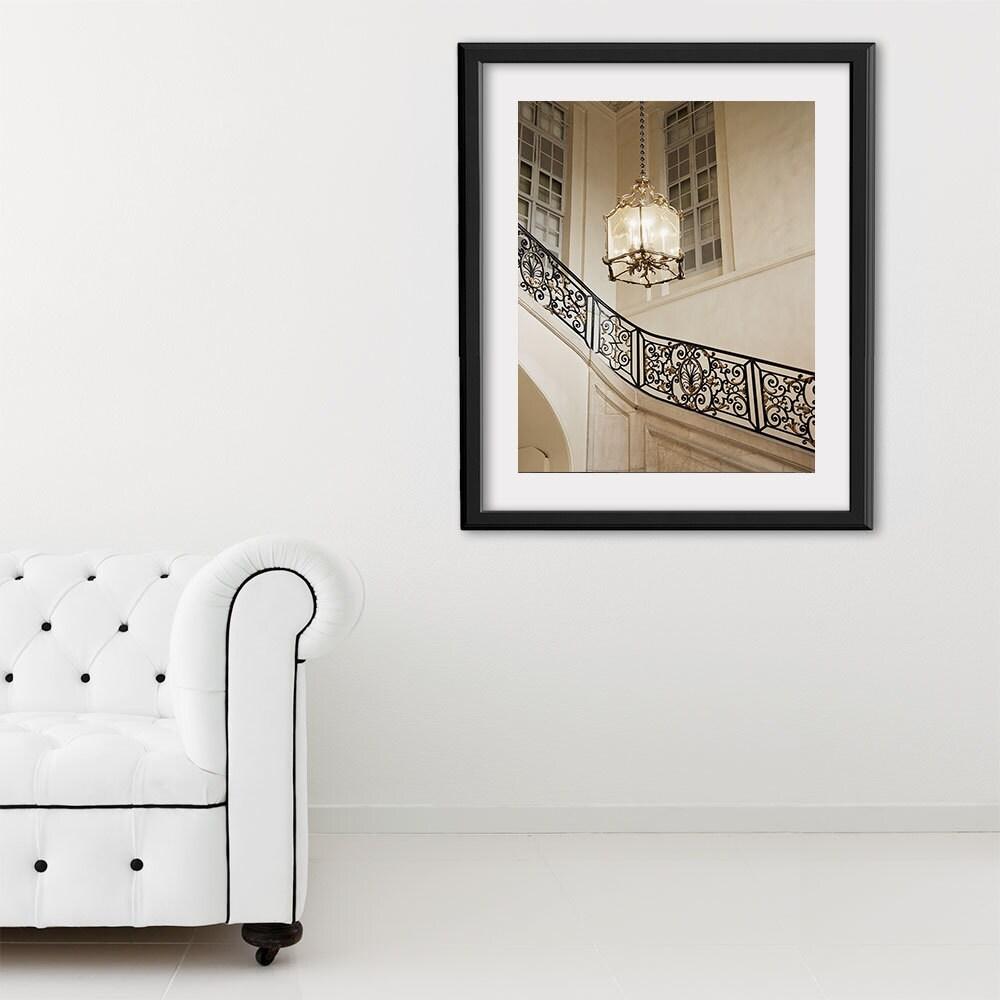 """Paris Photography, """"Hotel Biron"""" Paris Print Extra Large Wall Art Prints, Paris Wall Decor"""