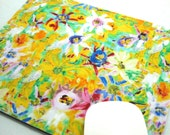 Buy 2 FREE SHIPPING Special!!   Mouse Pad, Computer Mouse Pad, Fabric Mousepad    Floral Abstract