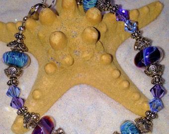 Artist Boro Bead Bracelet