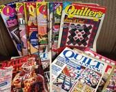Quilting Magazine, Quilt, Quilter's Magazine, Quilt World, Quilter's Treasury, Quilt Almanac