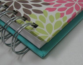 Sermon Journal/ Church Notebook/ Sermon Notebook/ Bible Notebook/ Bible Journal/ Sermon Notes/ Journal/ Christian Gift/ Colorful Mums