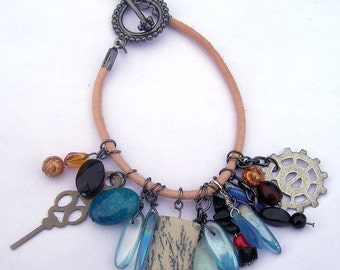 Raleigh Cluster Bracelet