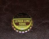 Vintage Nesbitt's Lemon Lime Soda Bottle Cap