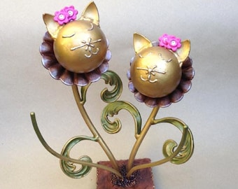 Sweet Companion Kitty Urns
