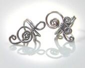 Musical Ear Cuffs