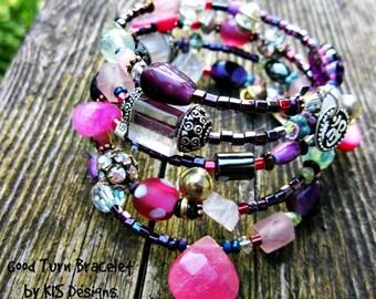 Pretty in Pink Good Turn Bracelet