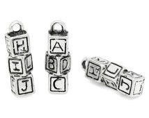 Toy Blocks - Baby Charms - Set of 6 - #MH202