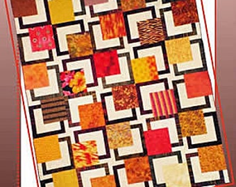 BQ Quilt Pattern Maple Island Quilts DIY Quilting Sewing 3 Sizers ... : bq quilt pattern - Adamdwight.com