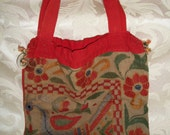Vintage Womens Purse Pouch From India