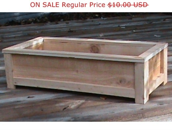 cedar planter plans wood working plans outdoor planters. Black Bedroom Furniture Sets. Home Design Ideas