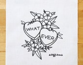 WHATEVER Back Patch