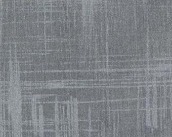 Painter's Canvas Gray Michael Miller Fabric 1 Yard