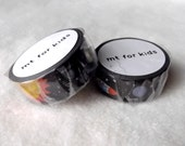 mt for kids Washi Masking Tape - Planets / Constellations / Moon - 2014AW