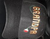Grandpa Fishing Hat- Embroidered