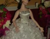Custom Bridal Couple